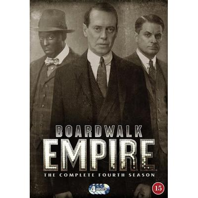 Boardwalk empire: Säsong 4 (4DVD) (DVD 2014)