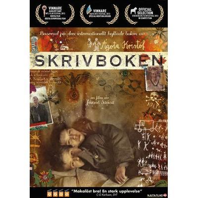 Skrivboken (DVD) (DVD 2013)