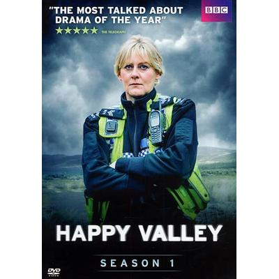 Happy Valley: Säsong 1 (3DVD) (DVD 2014)