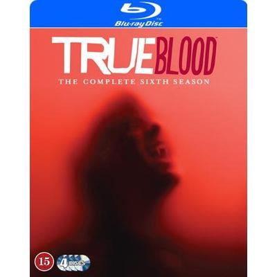 True blood: Säsong 6 (4Blu-ray) (Blu-Ray 2013)
