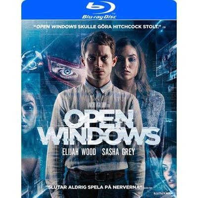 Open windows (Blu-ray) (Blu-Ray 2014)