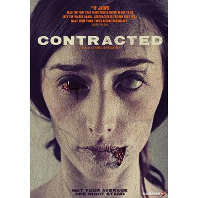 Contracted (DVD) (DVD 2014)