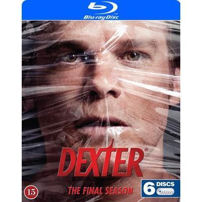 Dexter: Säsong 8 (6Blu-ray) (Blu-Ray 2013)