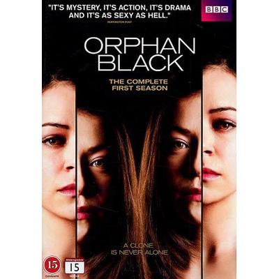 Orphan Black: Säsong 1 (3DVD) (DVD 2013)