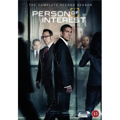 Person of interest: Säsong 2 (6DVD) (DVD 2013)