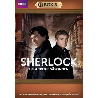 Sherlock Holmes: Box 3 (2DVD) (DVD 2013)