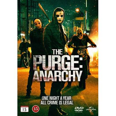 Purge 2 - Anarchy (DVD) (DVD 2014)