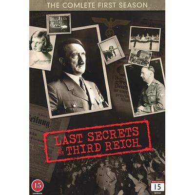 Last secrets of the Third Reich: Säsong 1 (2DVD) (DVD 2011)