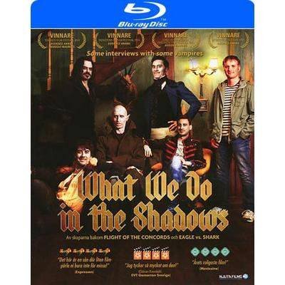 What we do in the shadows (Blu-ray) (Blu-Ray 2014)