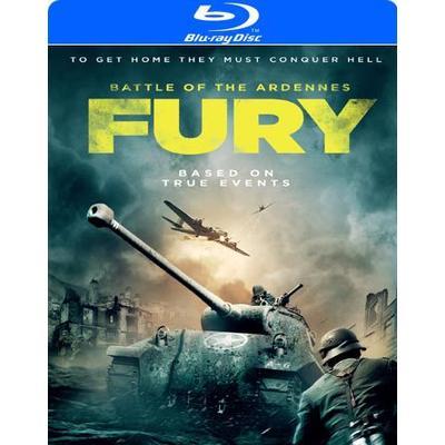 Fury - Battle of the Ardennes (Blu-ray) (Blu-Ray 2014)