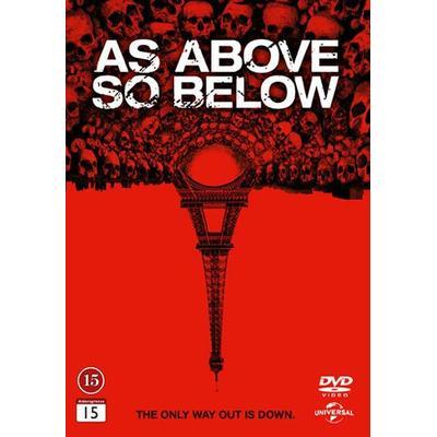 As above so below (DVD) (DVD 2014)
