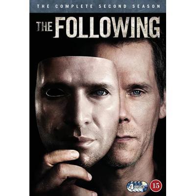 The Following: Säsong 2 (4DVD) (DVD 2014)
