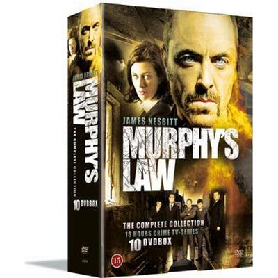 Murphy's law: Complete collection (10DVD) (DVD 2015)