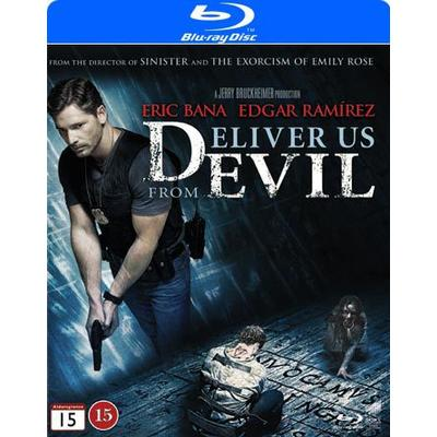 Deliver us from evil (Blu-ray) (Blu-Ray 2014)