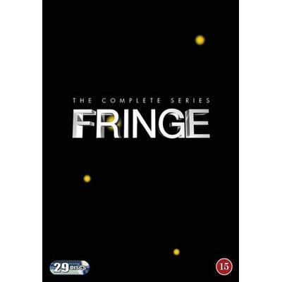 Fringe: Complete series (29DVD) (DVD 2014)