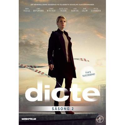 Dicte: Säsong 2 (3DVD) (DVD 2014)