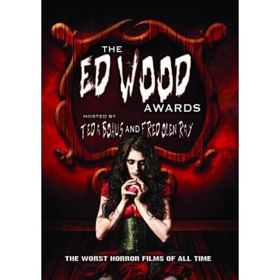 Ed Wood Awards: The Worst Horror Films... (DVD) (DVD 2013)