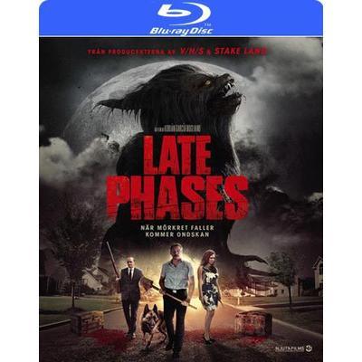 Late phases (Blu-ray) (Blu-Ray 2014)