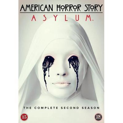 American Horror Story: Säsong 2 (4DVD) (DVD 2013)