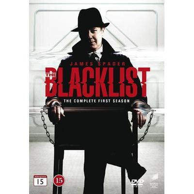Blacklist: Säsong 1 (6DVD) (DVD 2013)
