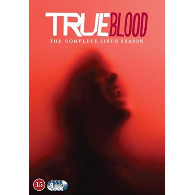 True blood: Säsong 6 (4DVD) (DVD 2013)