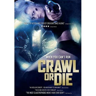 Crawl or die (DVD) (DVD 2014)