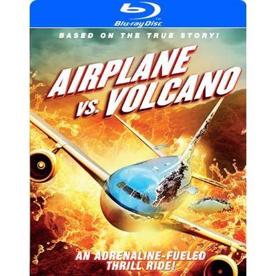 Airplane vs Volcano (Blu-ray) (Blu-Ray 2014)