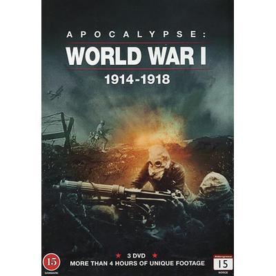 Apocalypse World War 1 (3DVD) (DVD 2014)