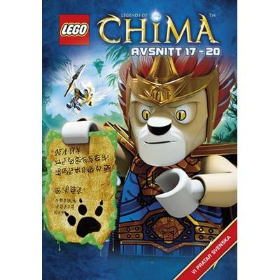 Lego: Legends of Chima 5 (DVD) (DVD 2013)