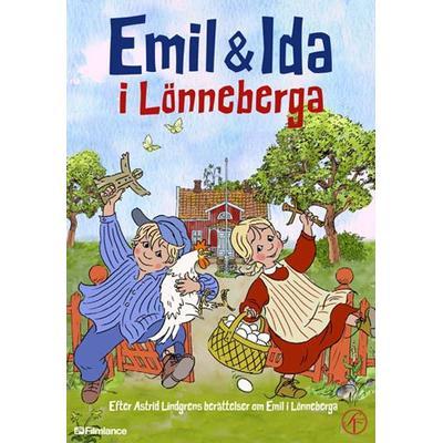 Emil & Ida i Lönneberga (DVD) (DVD 2013)