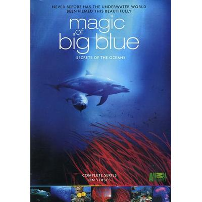 Discovery: Magic of big blue (3DVD) (DVD 2013)