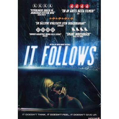 It follows (DVD) (DVD 2014)
