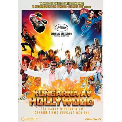 Kungarna av Hollywood (DVD) (DVD 2014)