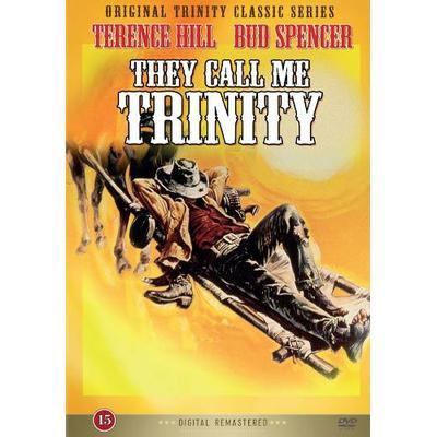 They call me Trinity (DVD) (DVD 2015)