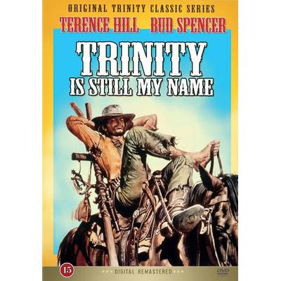 Trinity is still my name (DVD) (DVD 2015)