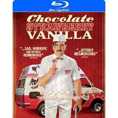 Chocolate strawberry vanilla (Blu-ray) (Blu-Ray 2015)