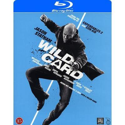 Wild card (Blu-ray) (Blu-Ray 2014)