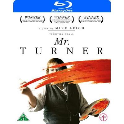 Mr Turner (Blu-ray) (Blu-Ray 2014)