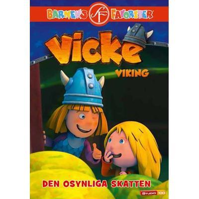 Vicke Viking: Den osynliga skatten (DVD) (DVD 2013)