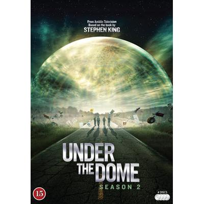 Under the Dome: Säsong 2 (4DVD) (DVD 2014)