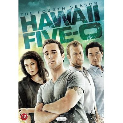 Hawaii Five-0: Säsong 4 (Remake) (6DVD) (DVD 2014)