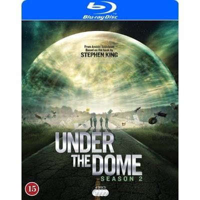 Under the Dome: Säsong 2 (4Blu-ray) (Blu-Ray 2014)