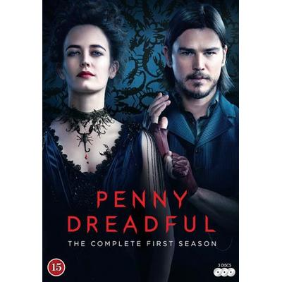 Penny Dreadful: Säsong 1 (3DVD) (DVD 2014)