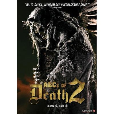 ABS's of death 2 (DVD) (DVD 2014)