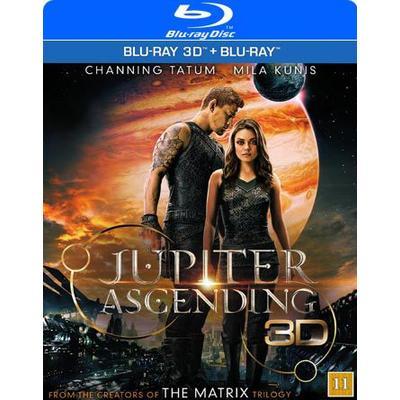Jupiter ascending 3D (Blu-ray 3D + Blu-ray) (3D Blu-Ray 2014)