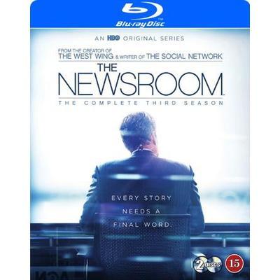 Newsroom: Säsong 3 (2Blu-ray) (Blu-Ray 2014)