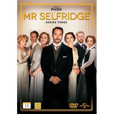 Mr Selfridge: Säsong 3 (3DVD) (DVD 2015)