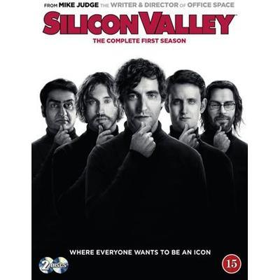 Silicon Valley: Säsong 1 (2DVD) (DVD 2014)