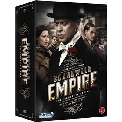 Boardwalk empire: Complete series (23DVD) (DVD 2015)