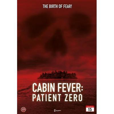 Cabin fever 3: Patient zero (DVD) (DVD 2014)